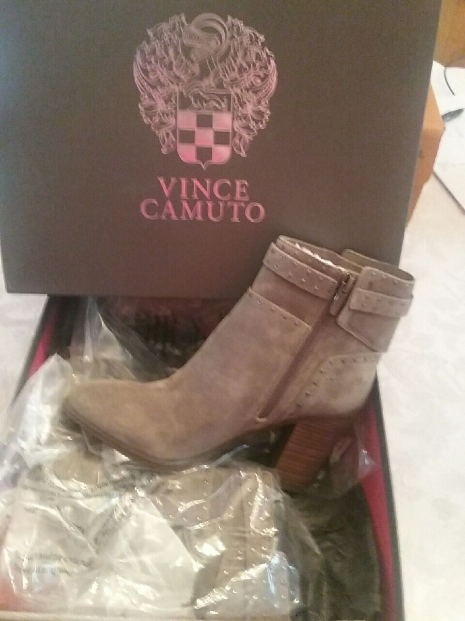 Camuto Boots size 7M New never worn with box.