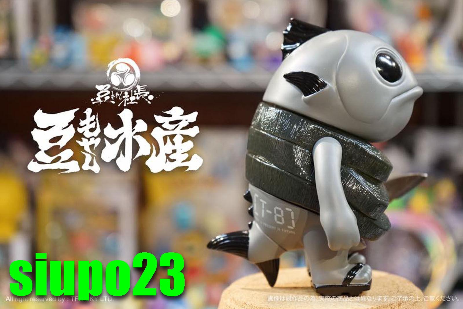 Mame moyashi  Maguro senpai Vinilo Figura versión T-8