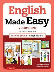 Anglais-Fabrique-Facile-Volume-One-British-Edition-A-Neuf-Esl-Approche-D