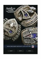 Nfl: America's Game: England Patriots Free Shipping