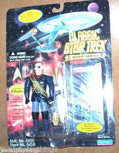 "General Chang Classic Movie Series 1995 5/"" Playmates Star Trek TOS Unopened"