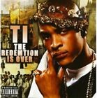 The Redemption Is Over 3770001388434 by T.i. CD