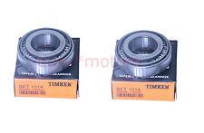 2 Stück TIMKEN Kegelrollenlager Schrägrollenlager bearing 30205 25x52x16,25 mm