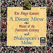 Distant Mirror, A (The Folger Consort) CD NEW