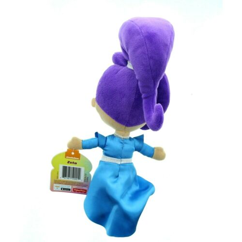Shimmer and Shine Sparkle Pets Plush Dolls 3+ Fisher Price Nickelodeon Nick Jr