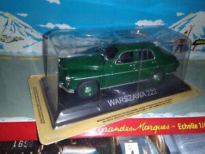 WARSZAWA-223-BALKANS-1-43-NEUF-SOUS-BLISTER