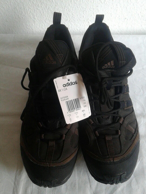 Herren Adidas Outdoor Schuhe 46 2/3 Laufschuhe Wanderschuhe neu Plein Air AX