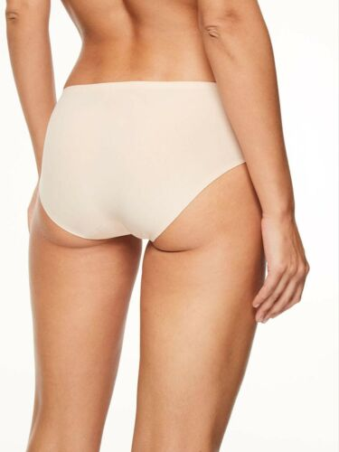 cappuccino blue O//S New 3 pairs CHANTELLE 2644 Stretch Hipster Panty nude Black