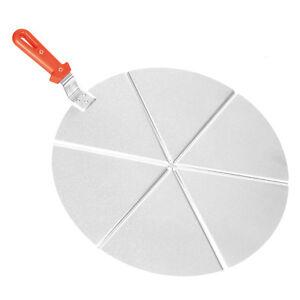 Piazza Effepi Palettino per cuocere Pala pizza acciaio 8 misure