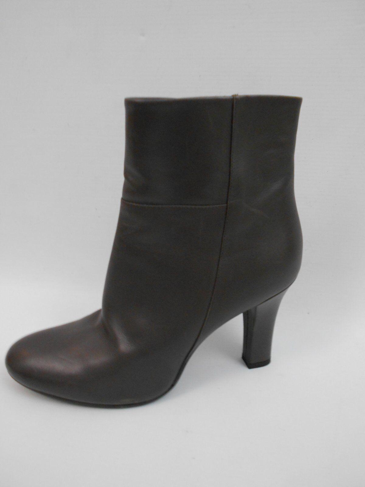 Zapatos especiales con descuento Max Mara Schuhe Stiefeletten Boots Shoes Braungrau Gr.37 Elegant Top