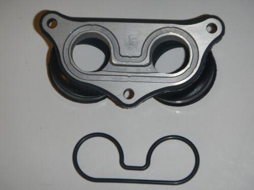 Intake Manifold insulator carb carburetor mount holder 1984 1985 Honda XR250R