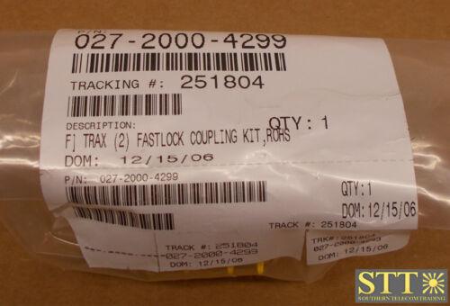 027-2000-4299 TELECT WAVETRAX 2-INCH COUPLER NEW