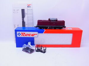 81348-Roco-H0-43644-Diesel-Locomotive-V-100-Aged-Red-DB-Ready-to-Start-Boxed