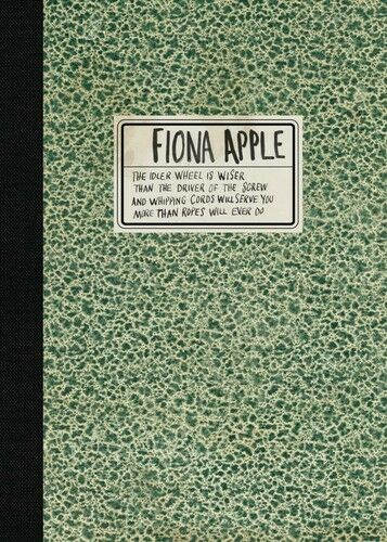 1 of 1 - Fiona Apple - Idler Wheel Is Wiser Than the Driver of the Screw [New CD] With DV
