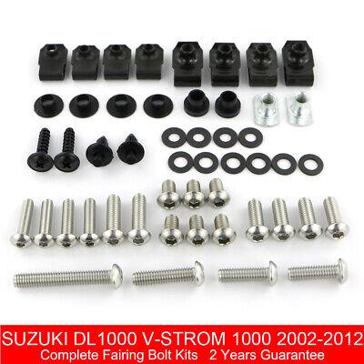 Complete Fairing Bolts Screw for Suzuki Vstrom 1000 DL1000A DL1000A ABS RF600R
