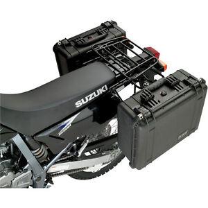 08 15 Kawasaki Klr650 Expedition Rear Luggage Rack With