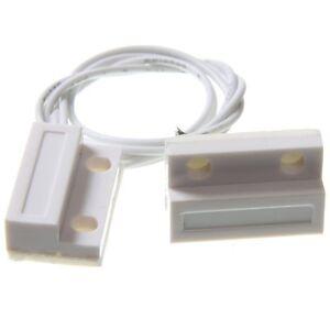 Alarmemagnétique Reed Capteur Alarme CapteurPorte-Fenêtre