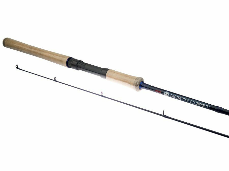 Rapala North Coast Spinning 230-260 cm Rod Sections: 2 New 2019