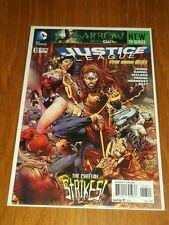 JUSTICE LEAGUE #13 DC COMICS NEW 52 NM (9.4)