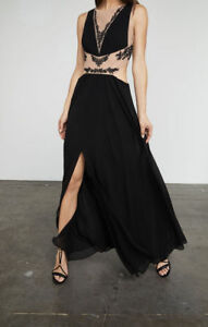 398-New-Women-s-BCBG-Gisela-Embroidered-Gown-Style-JGK67L89-SZ-2-Maxi