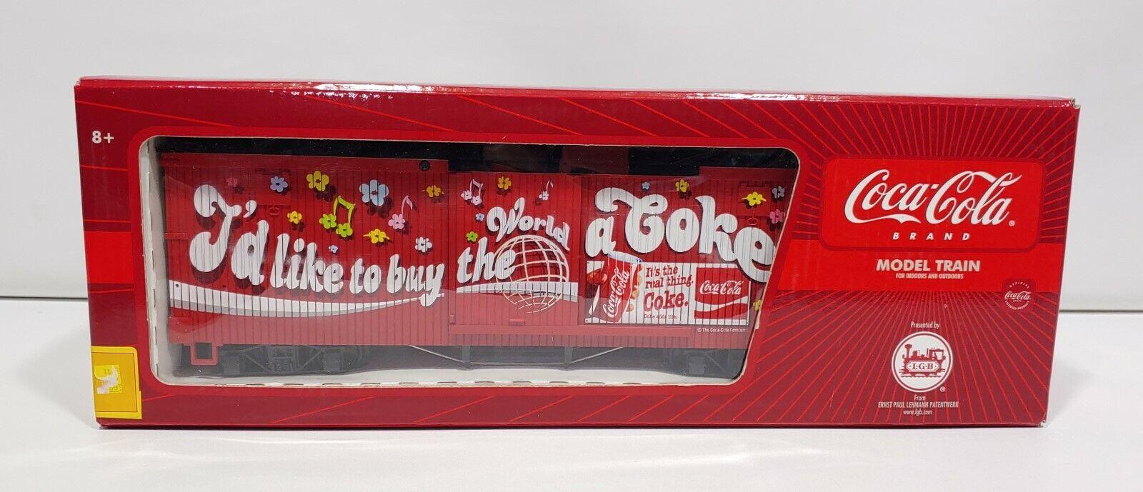 La marca lgb coca cola, Melody box, con un un un audio electrónico. 49f