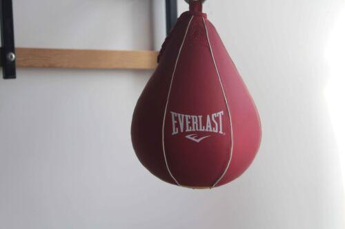 Everlast Everhide Speed Bag Boxing Punching MMA Ball Training Elite Speedbag Ev