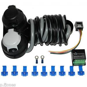 Universal-12n-12s-Twin-Towbar-Electrics-Towbar-Wiring-Kit