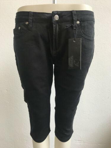 Criminal Damage Da Donna Shorts Bermuda Jeans Skinny Short w32