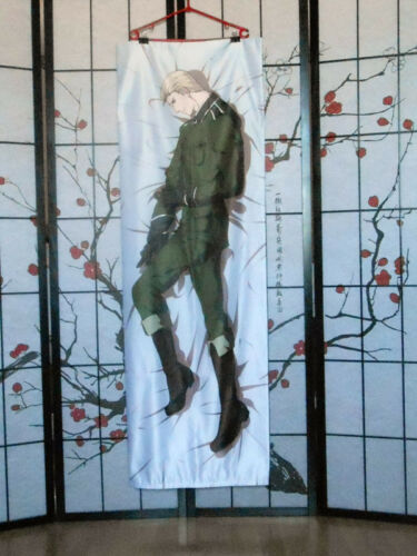 N629 19.6x59 inch anime Hetalia Axis Powers Germany Dakimakura 50x150cm