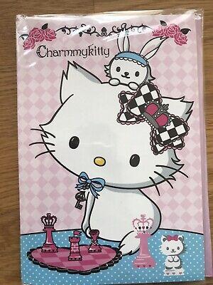Carte Anniversaire Fille Hello Kitty Musicale Lumineuse Enveloppe Ebay