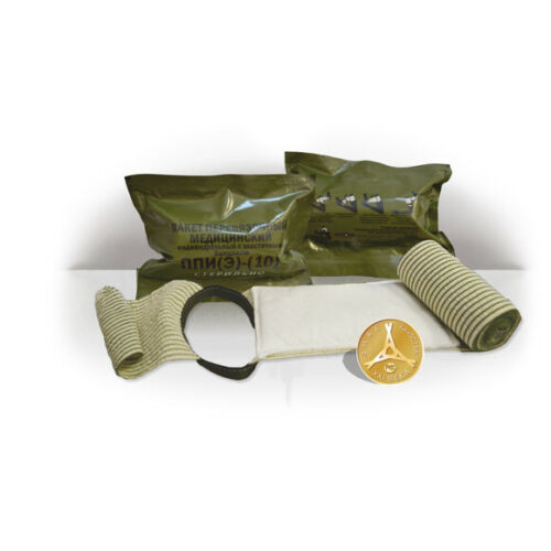 """Tactical Bandage Paquet PPI /""""Apollo/"""" militaire russe field equipment for ARMY"""