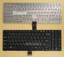 NEW For Clevo M77SU M77XCUH M77XS Keyboard US & Russian