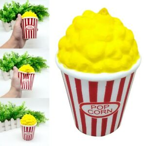 Squishy Maker Toys R Us : 12CM Lifelike Jumbo Squishy Popcorn Scented Super Slow Rising Food Kids Toy eBay