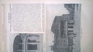 Importé De L'éTranger 1909 80 N Dortmund Musique Temple-afficher Le Titre D'origine