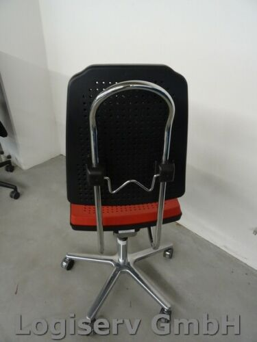 Bild 8 - Werksitz Klimastar WS 9220 Arbeitsstuhl Sitzmöbel Büromöbel Praxisausstattung