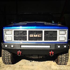 81 91 K5 Blazer Truck 81 87 C10 K10 Custom Bumper Wiy Kit Ebay