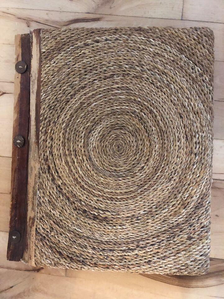 Træ fotobog