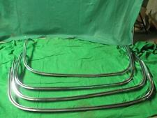 Full Set Wheel Lip Chrome 73-87 Blazer Jimmy Suburban MOPAR 898-92-L 898-92-R