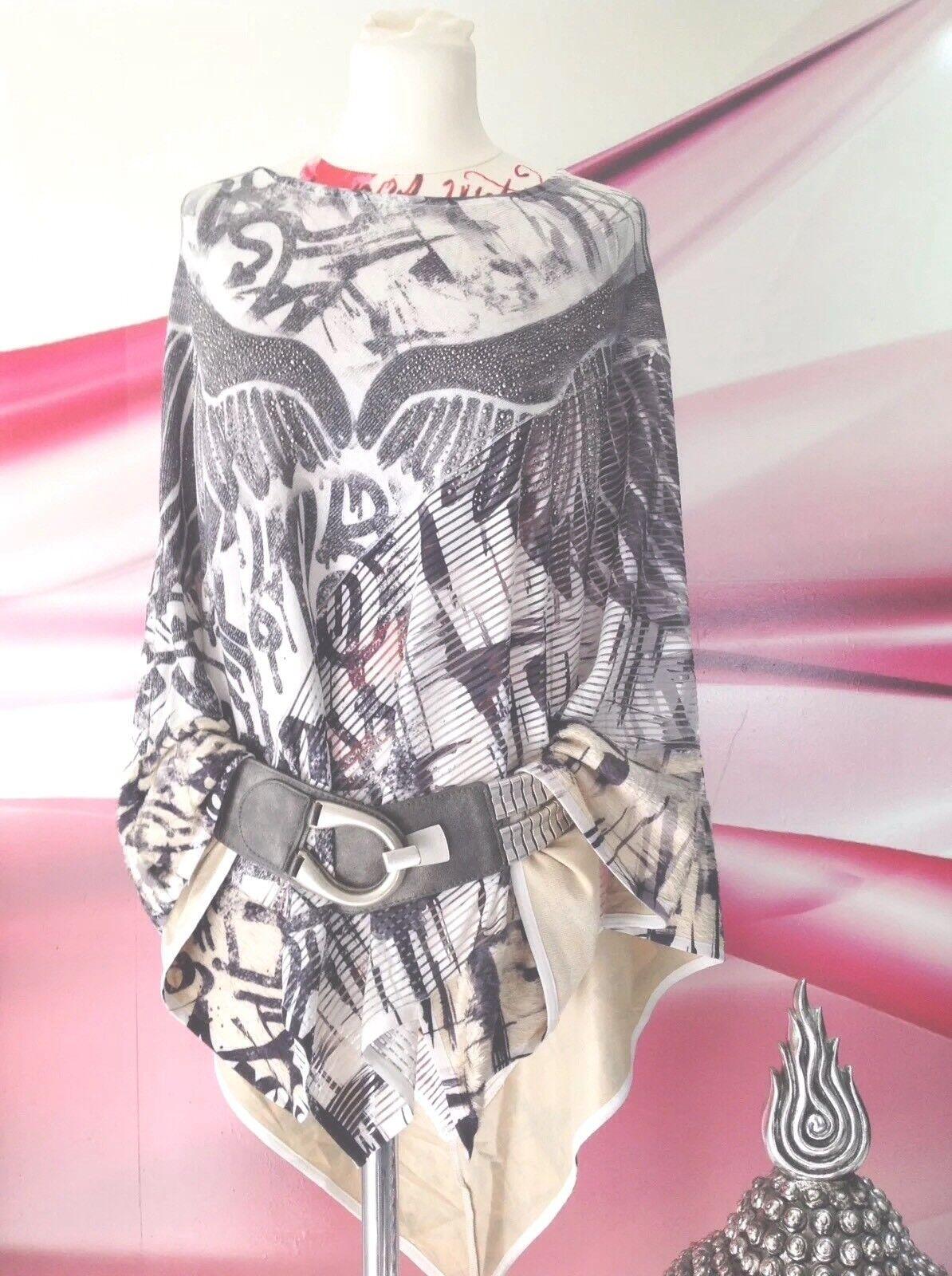 Cooler Ponchos Ponchos Ponchos von Missy Einheitsgröße 38-40-42-44 Federleicht Neuheit 2018 | Spielen Sie Leidenschaft, spielen Sie die Ernte, spielen Sie die Welt  | Deutschland Outlet  | Abgabepreis  178f8a