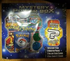 Pokemon Mystery Power Box * BONUS * Sun & Moon Booster Pack