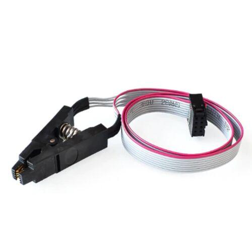 CH341A Programmeur Eeprom Test-Clip Converter-Module Flash-Bios SOIC8 SOP8