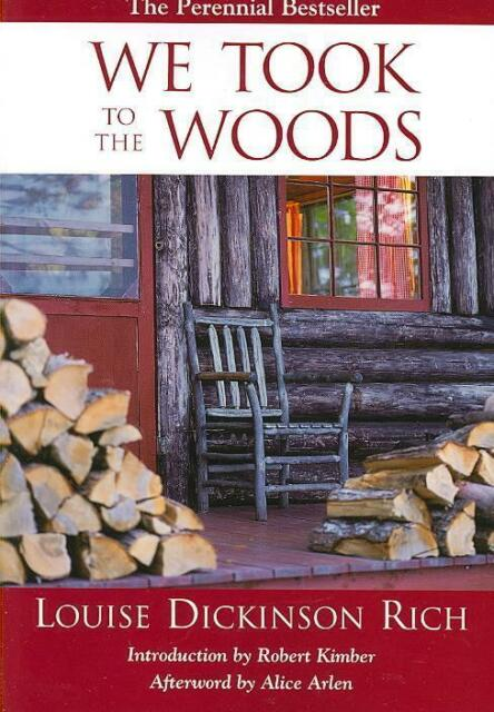 `Rich, Louise D./ Kimber, R...-We Took To The Woods (US IMPORT) BOOK NEU