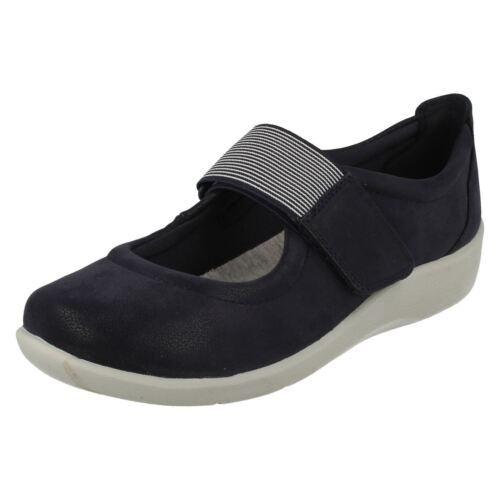 Ladies Clarks Cloud Steppers Sillian Cala Mary Jane Style Casual Shoes