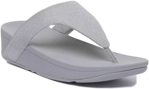 argent 38 taille Fitflop Glitzy en Femmes synthᄄᆭtique Lottie Sandals wv0OmN8n
