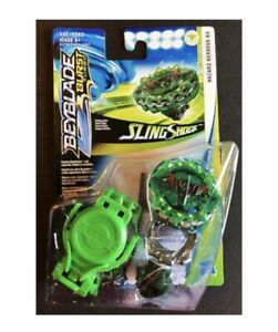 Hasbro Beyblade Burst TURBO Sling Shock Hazard Kerbeus K4 New Sealed