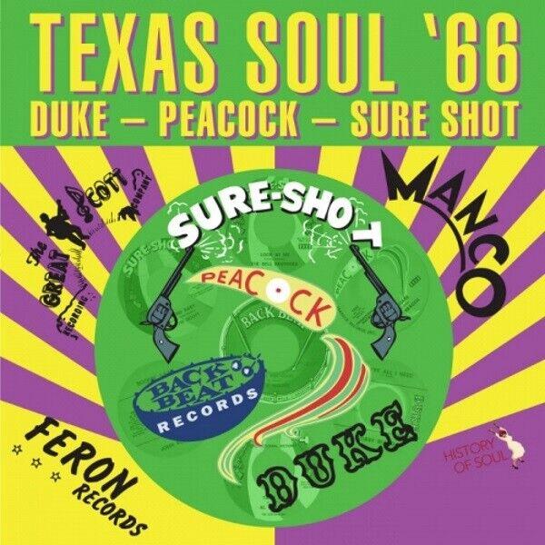 Various - Texas Soul '66 (1LP Vinyl) 2017 Record Store Day New