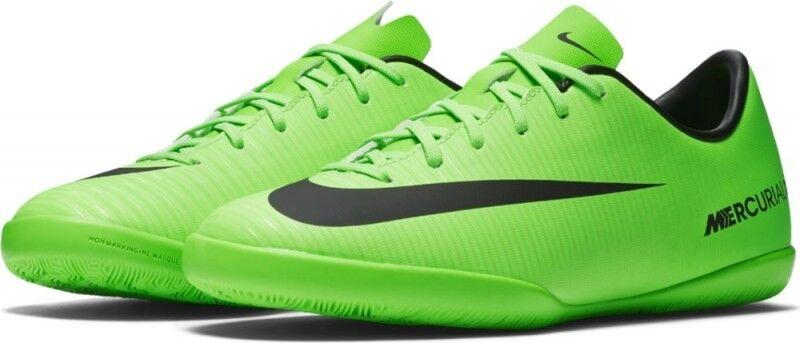 Nike niños pasillos Soquí MERCURIAL VICTORY XI indoor competition verde verde verde Nuevo 8205c2