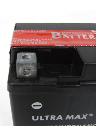 Genuine ULTRAMAX TTX5L-BS Motorbike Motorcycle Battery REPLACES YTX5L-BS