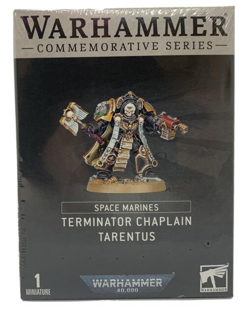 Warhammer 40,000 Terminator Chaplain GW 48-62 NIB
