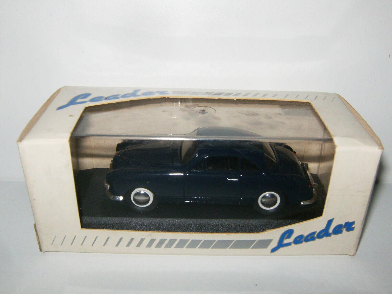 FORD COMETE BLEU NUIT DARK bleu par LEADER 140090 en Résine Made in France 1 43
